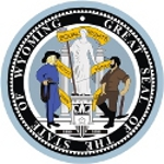 Wyoming state seal